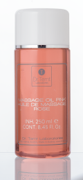 DR. TEMT Massage Öl Rosa - 250 ml
