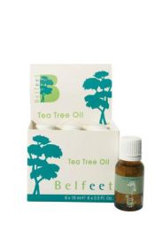 TEA TREE OIL (Tee Baum Öl) - 6 x 15 ml
