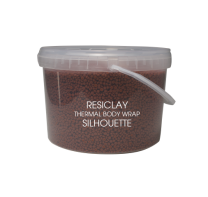 SILHOUETTE Resiclay Thermal Body Wrap - 4,5 kg